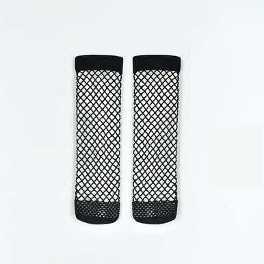 BLACK : MESH SOCKS [1 COLOR ] - WOMAN
